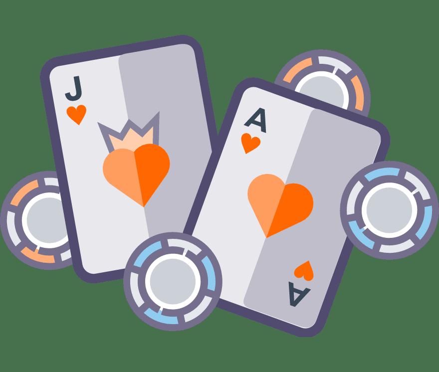 Los 130 mejores sitios de Casino de Blackjack en línea en Venezuela