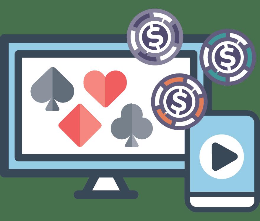 Los 70 mejores sitios de Casino de Vídeo póker en línea en Venezuela