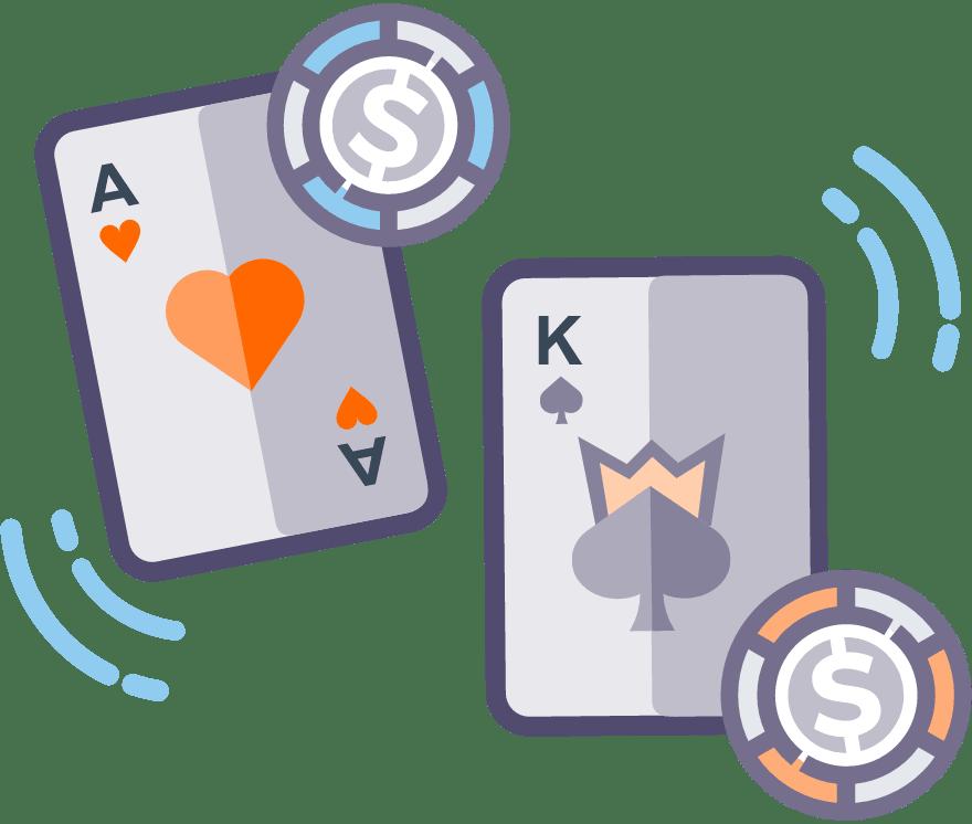 Los 8 mejores sitios de Casino de Guerra de casino en línea en Venezuela